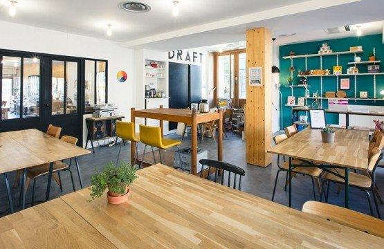 les espaces de coworking les plus conviviaux à Paris