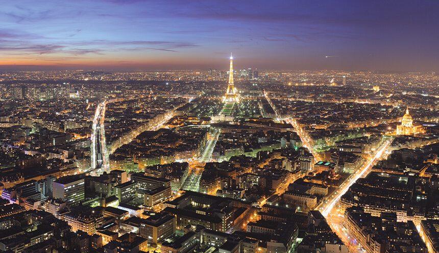 Paris, place forte de l'économie numérique française